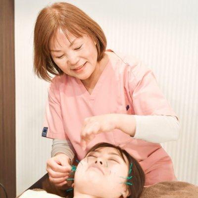 【店頭払い専用】美容鍼施術 (美肌・小顔・幸せ顔・目の疲れ・頭痛・顎こり)