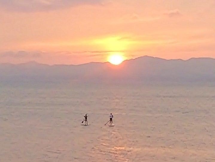 松江サップ(Matsue  Sup)夕焼けSUP(サップ)レンタル+サポートのイメージその1