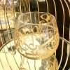 ポーセラーツ フランクミュラー風ワイングラス1個