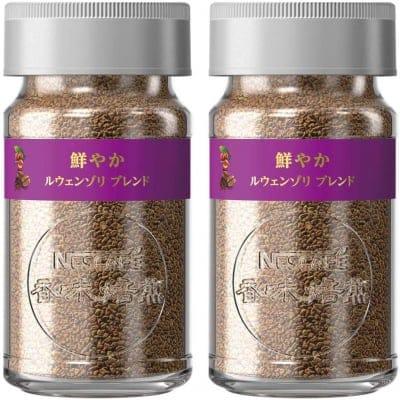 【まとめ買い】ネスカフェ 香味焙煎 鮮やかルウェンゾリ ブレンド 40g×2個