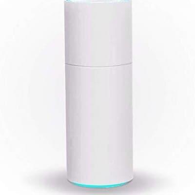 加湿器 卓上加湿器 usb 小型 水溶性アロマ 静音 超音波式 充電式 空焚き防止 車用 オフィス用 乾燥対策 花粉症対策 鼻・喉乾燥改善 肌荒れ等 超静音 12時間連続加湿 12ヶ月安心保証