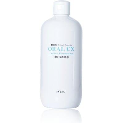 ORAL CX MOUTHWASH 口腔内洗浄液(マウスウォッシュ)