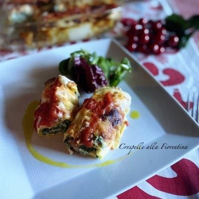 ビデオレッスン】 12月5日 土曜日配信予定=フィレンツェの伝統クリスマス料理 Crespelle alla Fiorentina