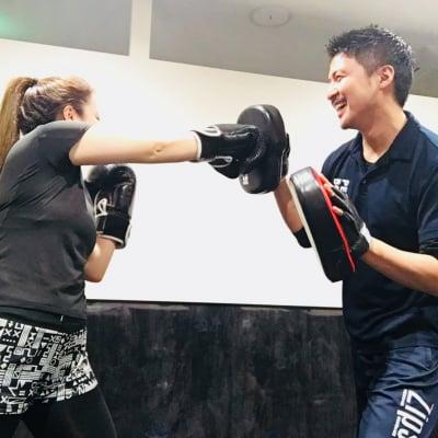 ボクシングエクササイズ(25分間)