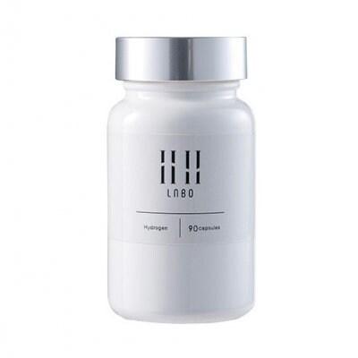 HH LABO90粒 腸内で水素を発生させる水素の力