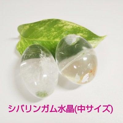シバリンガム水晶(中サイズ)
