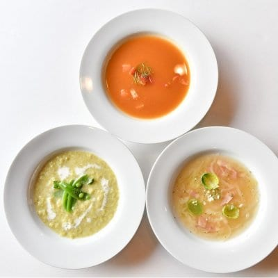 【人に優しいスープ】季節のおまかせ6袋入り 佐賀県野菜でお作りする無添加スープ