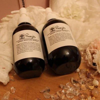 熱をもったニキビも沈静化する美容成分フラーレン超高配合のアロマ美容液 メラニン生成も抑え美白に有効な150ml 【現地決済専用】