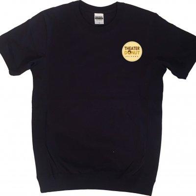 【シアド・オリジナル紺Tシャツ・ヘヴィタイプ】フロントに刺繍ロゴワッペン・コザブランドCSSコラボ限定商品