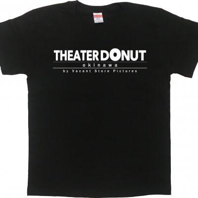 【シアド・オリジナル黒Tシャツ】シンプルなフロントロゴ・コザブランドCSSコラボ限定商品