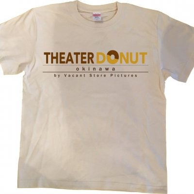 【シアド・オリジナル・クリームTシャツ】シンプルなフロントロゴ・コザブランドCSSコラボ限定商品