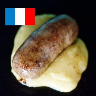 【数量限定】フランス『アンドゥイエットandouillette』豚ホルモンの濃厚ねっとりソーセージ