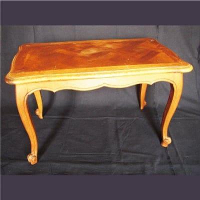 【フレンチアンティーク家具】猫足テーブル