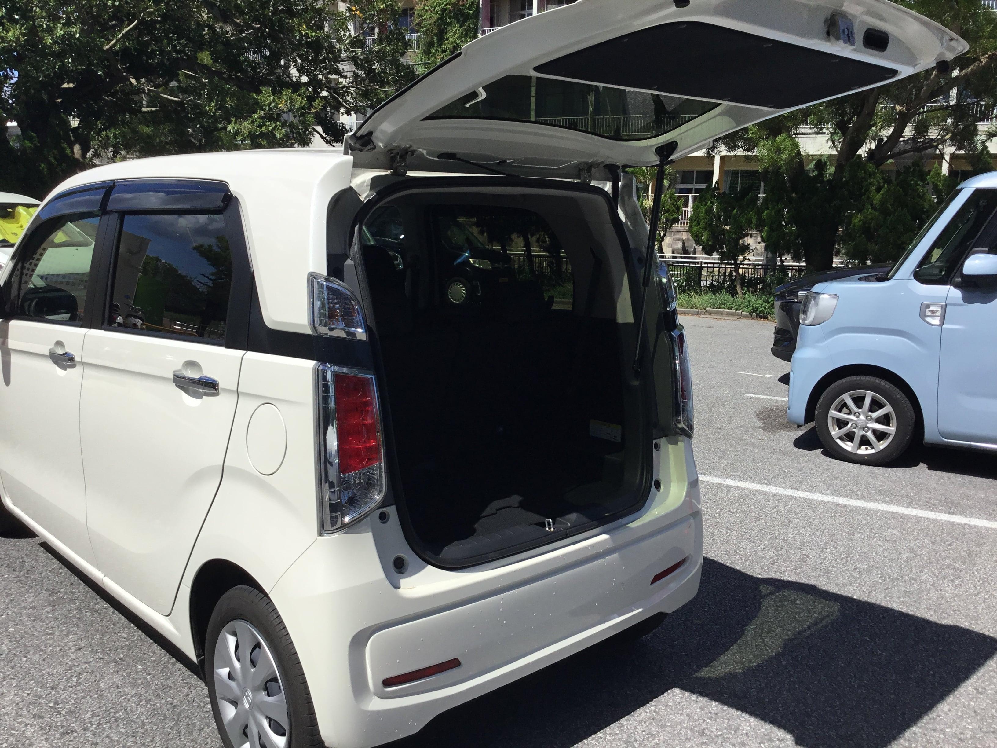 【禁煙車・配車】ウィークリーレンタカー軽自動車 bluetooth対応♩のイメージその5