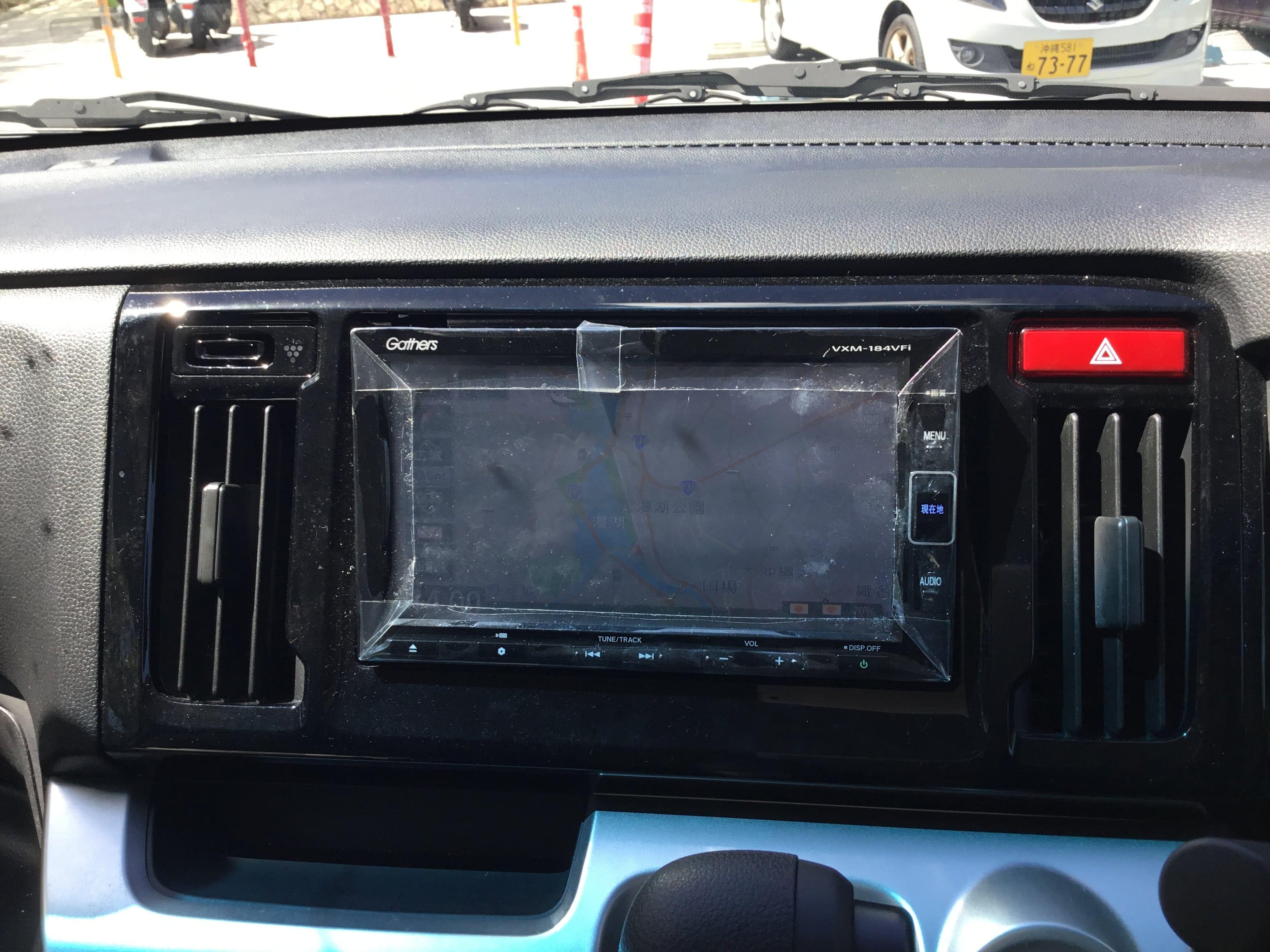 【禁煙車・配車】ウィークリーレンタカー軽自動車 bluetooth対応♩のイメージその4