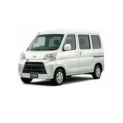【禁煙車・配車】マンスリーレンタカー軽自動車バン 商用車 ハイゼットバン