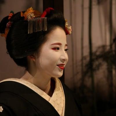 10月12日(土) 舞妓倶楽部定例会 上七軒「寿会」と「ぐるまい」