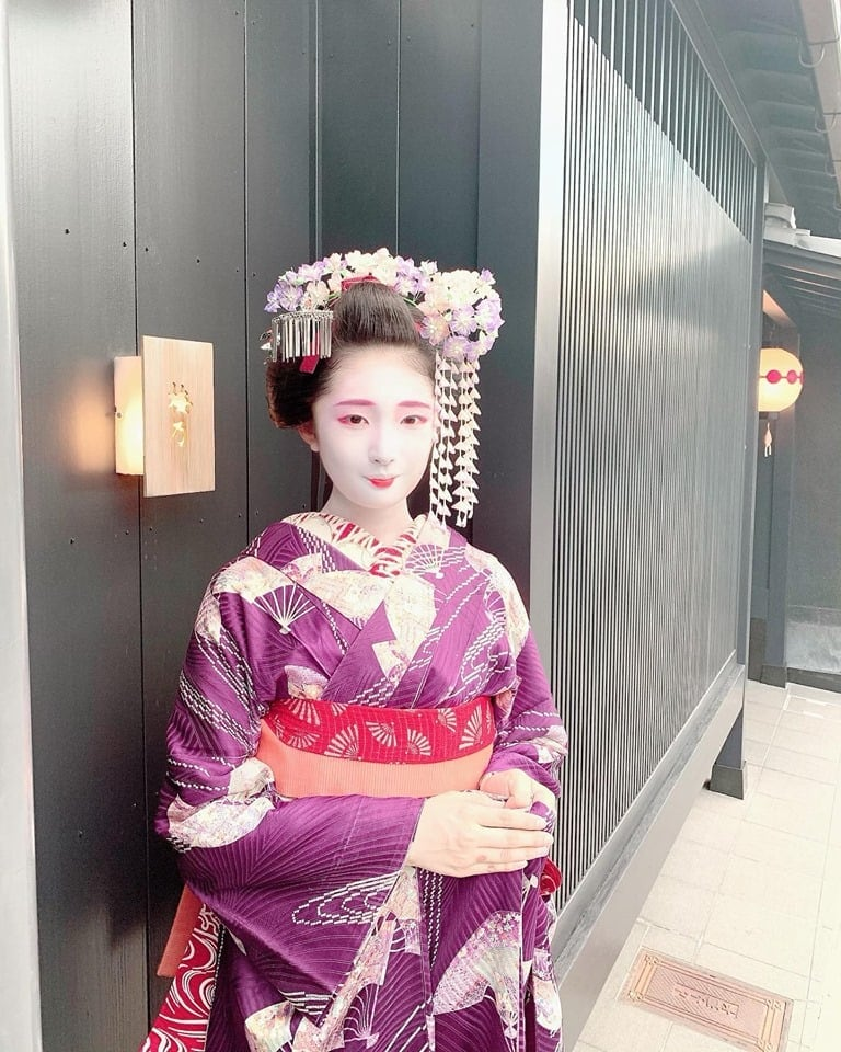 第10回 舞妓倶楽部定例会 10月お店出しの梅千沙ちゃんを囲んで!のイメージその3
