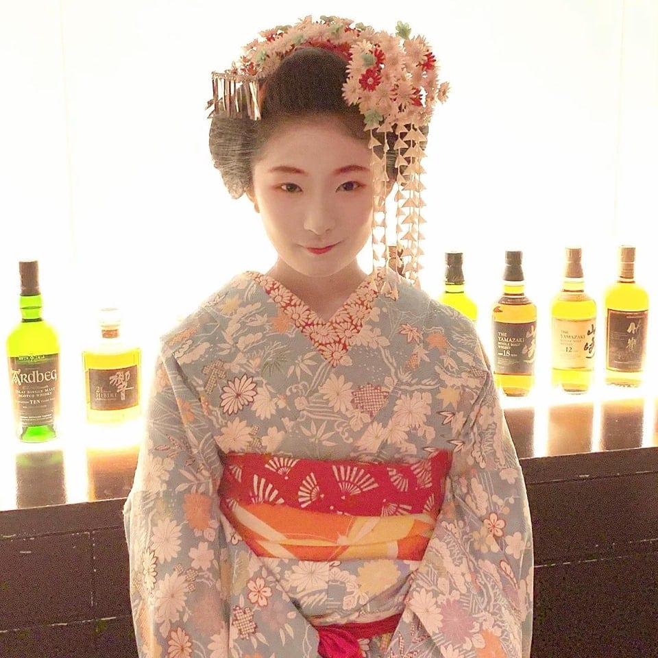 第10回 舞妓倶楽部定例会 10月お店出しの梅千沙ちゃんを囲んで!のイメージその1