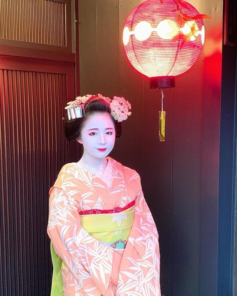 令和2年1月11日(土) 梅ひなちゃん 舞妓倶楽部定例会 上七軒「紅梅庵」のイメージその4
