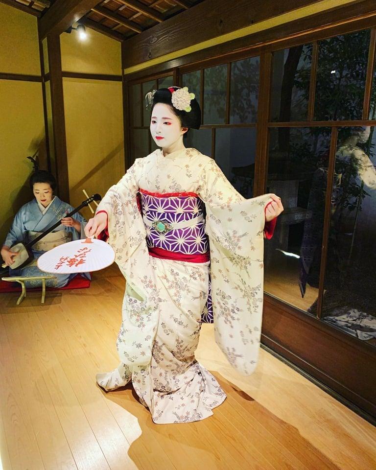 令和2年1月11日(土) 梅ひなちゃん 舞妓倶楽部定例会 上七軒「紅梅庵」のイメージその2