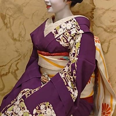 令和2年1月11日(土) 梅ひなちゃん 舞妓倶楽部定例会 上七軒「紅梅庵」