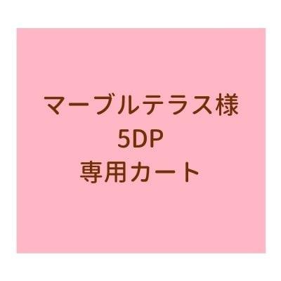 【ちひろ珈琲の自家焙煎珈琲豆】マーブルテラス様 5DP 専用カート