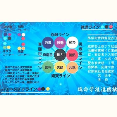 魂命学占い5,500円 (完全版12項目)