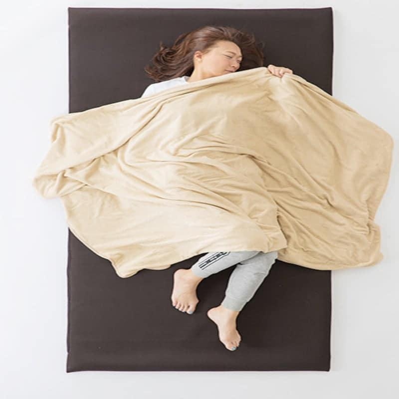 不眠|眠れない|ぐっすり眠れる|リラックス|パーフェクト睡眠|ジェイソンウィンターズティー|PerfectSleep.HE|人気ナンバー1メディカルケット|タオルケット【店頭販売専用】のイメージその2