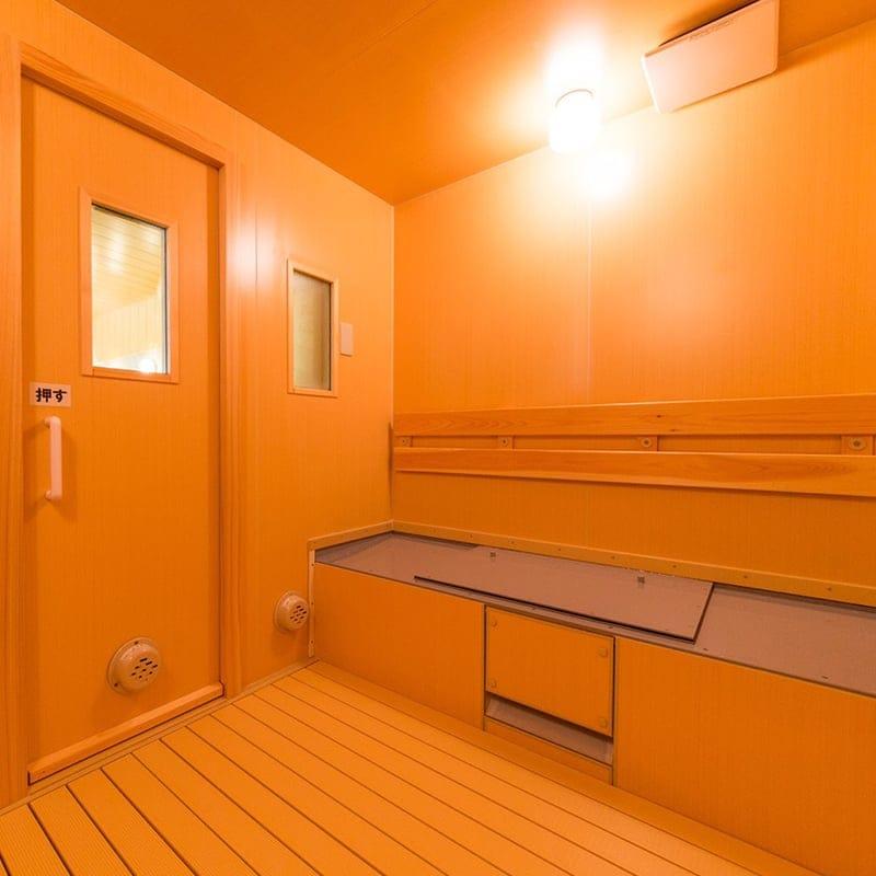 【現地受取】温泉・ナノミストサウナ入浴券10枚セットのイメージその1
