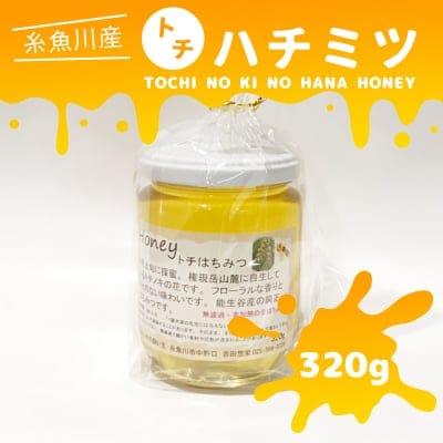 糸魚川産生ハチミツ(トチノキ)【店頭販売専用商品】