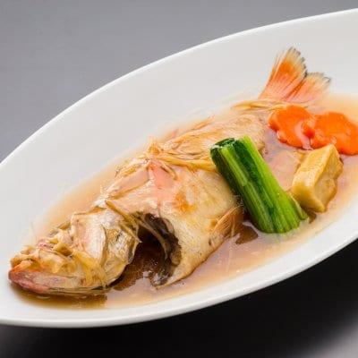 温泉宿の味をご家庭で☆のどぐろ煮付け 汁付 1尾約400g