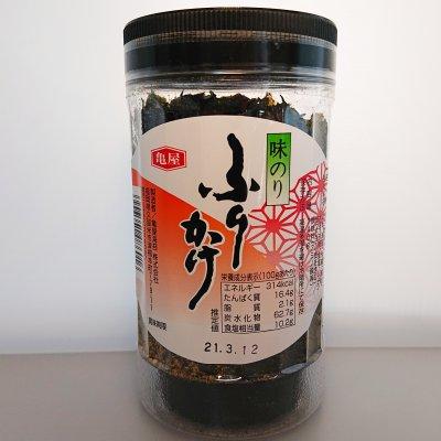 亀屋海苔 人気No.1 海苔・ごまたっぷり 味のり ふりかけ140g