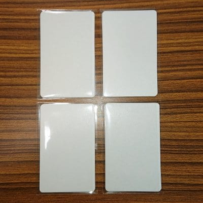 【送料無料】磁気カード リーダ・ライター用クリーニングカード0.188mm...