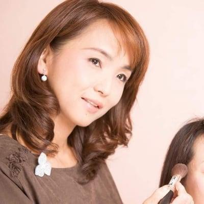 マンツーマンメイクレッスン(フルメイク)ミセス日本代表専属メイクアップアーティストがあなたの魅力を引き出します