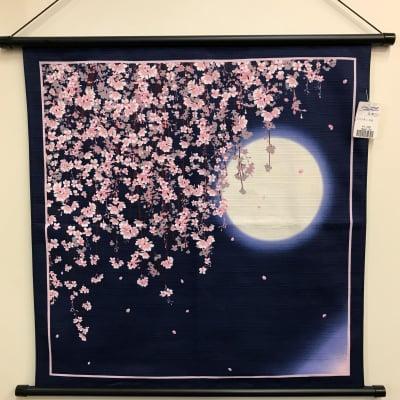 当店人気ナンバー1!季節のお手軽タペストリー桜2