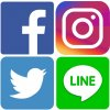 SNS運営代行 Facebook instagram twitter YouTube