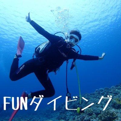 沖縄慶良間半日ファンダイビング