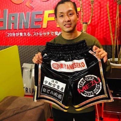 ◆ご寄付500円/加古川出身のプロボクサー湊義生選手応援プロジェクト【加古川から世界へ】