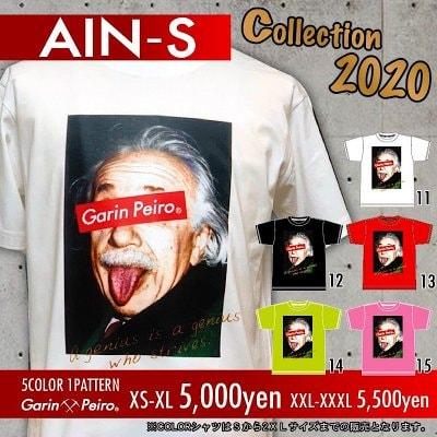 AIN-S/Garinpeiro(ガリンペイロ)Tシャツ
