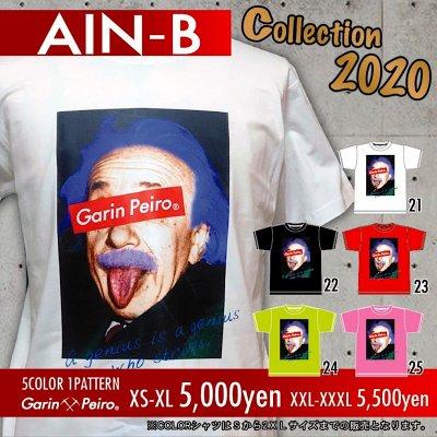 AIN-B/Garinpeiro(ガリンペイロ)Tシャツ