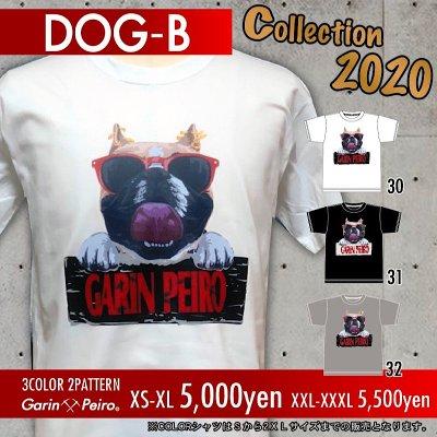 DOG-B/Garinpeiro(ガリンペイロ)Tシャツ