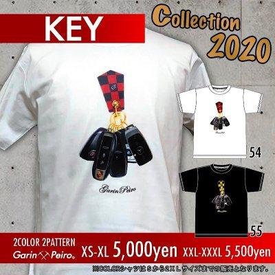 KEY/Garinpeiro(ガリンペイロ)Tシャツ
