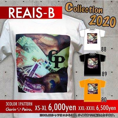 REAIS-B/Garinpeiro(ガリンペイロ)Tシャツ