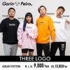 THREE LOGO/Garinpeiro(ガリンペイロ)トレーナー