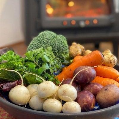 【事前予約者限定】『自然栽培の野菜を味わう試食会』 〜いただきます!大地の恵みと優しい食卓〜
