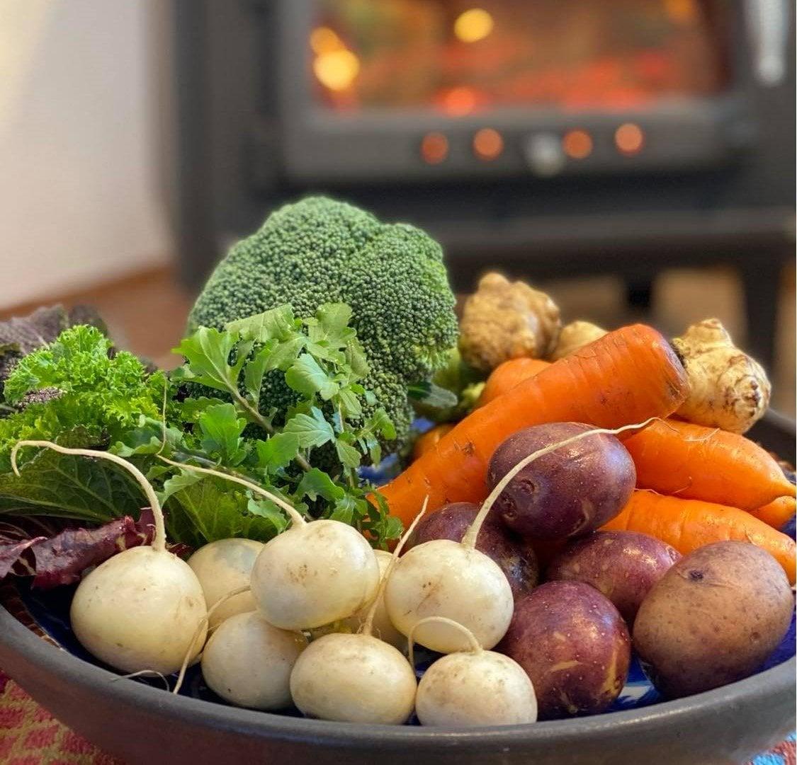 【事前予約者限定】『自然栽培の野菜を味わう試食会』 〜いただきます!大地の恵みと優しい食卓〜のイメージその1