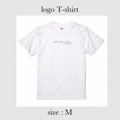 logo Tシャツ Mサイズ