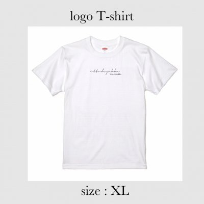 logo Tシャツ XLサイズ