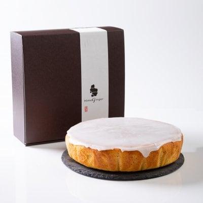 米粉ジンジャーケーキ(ホールサイズ)